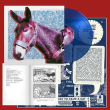 Protomartyr - Ultimate Success Today (BLUE VINYL LP)