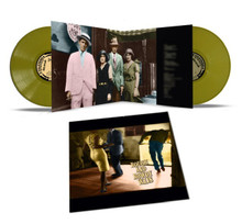 Bob Dylan - Rough and Rowdy Ways (LIMITED OLIVE GREEN 2 VINYL LP + ART PRINT)