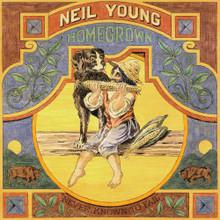 """Neil Young - Homegrown (12"""" VINYL LP)"""