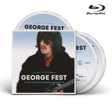 George Fest A Night To Celebrate The Music of George Harrison (2 x CD & BLU-RAY)
