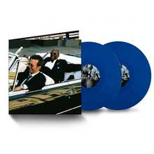 Eric Clapton - Riding With The King (BLUE 2 VINYL LP)
