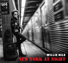 Willie Nile - New York At Night (CD)