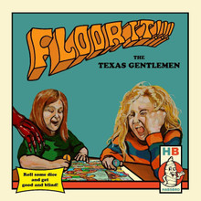 The Texas Gentlemen - Floor It!!! (COLOUR 2 VINYL LP)