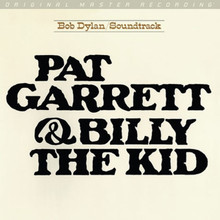 Bob Dylan - Pat Garrett & Billy the Kid (NUMBERED LIMITED EDITION MO-FI VINYL LP)