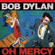 Bob Dylan - Oh Mercy (NUMBERED LIMITED EDITION MO-FI 2 VINYL LP)
