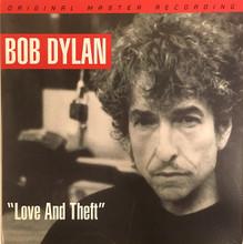 Bob Dylan - Love and Theft (MOBILE FIDELITY 2 VINYL LP)