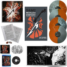 Metallica - S&M2 (BOXSET, VINYL, BLU-RAY, CD)
