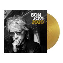 Bon Jovi - 2020 (GOLD 2 VINYL LP)
