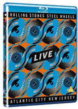 Rolling Stones - Steel Wheels Live, Atlantic City, New Jersey (BLU-RAY)