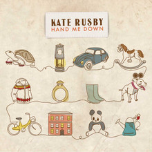 Kate Rusby - Hand Me Down (CD)