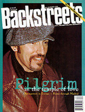 Bruce Springsteen - Backstreets 53 Summer 1996 (MAGZINE)