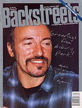 Bruce Springsteen - Backstreets 54 Fall/Winter 1996 (MAGAZINE)