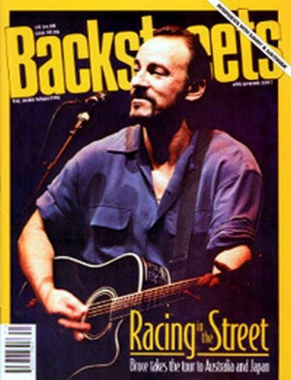 Bruce Springsteen - Backstreets 55 Spring 1997 (MAGZINE)