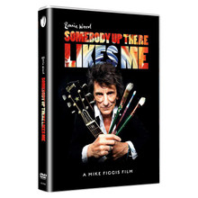 Ronnie Wood - Somebody Up There Likes Me (DVD)