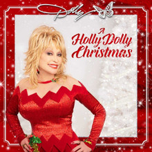 Dolly Parton - A Holly Dolly Christmas (RED VINYL LP)