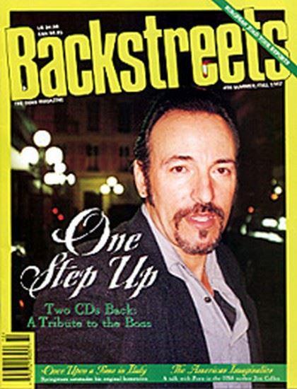 Bruce Springsteen - Backstreets 56 Summer/Fall 1997 (MAGZINE)