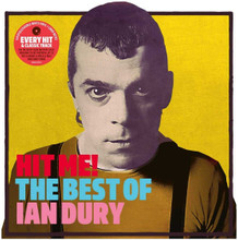 Ian Dury - Hit Me! (2 WHITE VINYL LP)