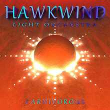 Hawkwind Light Orchestra - Carnivorous Limited (2 VINYL LP)