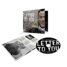 Bruce Springsteen - Letter To You (CD + A5 PRINT)
