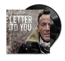 Bruce Springsteen - Letter To You (BLACK VINYL LP + A5 PRINT)