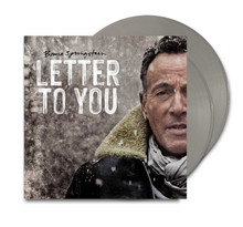 Bruce Springsteen - Letter To You (GREY VINYL LP + A5 PRINT)