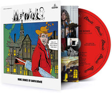 David Bowie - The Metrobolist aka The Man Who Sold The World (CD)