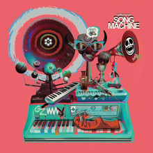 Gorillaz - Song Machine, Season One - Strange Timez (DELUXE VINYL 2LP)