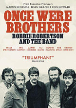 The Band - Once We Were Brothers (DVD)