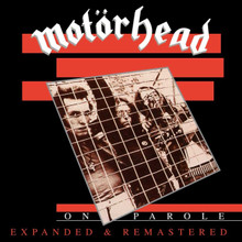 Motörhead - On Parole - Expanded and Remastered (2 VINYL LP)