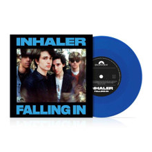 "Inhaler - Falling In (7"" BLUE VINYL)"