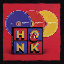 The Rolling Stones - Honk (DELUXE 3 x CD)