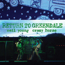 Neil Young - Return to Greendale (2 VINYL LP)