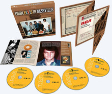 Elvis Presley - From Elvis In Nashville (4CD SET)