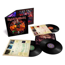 Iron Maiden - Nights Of The Dead, Legacy Of The Beast Live (3 VINYL LP)