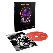 Pink Floyd - Delicate Sound of Thunder, Restored Remixed (BLU-RAY)