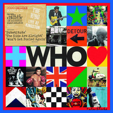 "The Who - WHO Live At Kingston (7"" VINYL BOXSET + CD)"