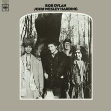 Bob Dylan - John Wesley Harding (mono)  (WHITE VINYL LP)