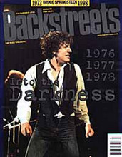 Bruce Springsteen - Backstreets 59 Summer 1998 (MAGZINE)