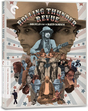 Rolling Thunder Revue: A Bob Dylan Story By Martin Scorsese 2019, Criterion Collection, UK Only (BLU-RAY)