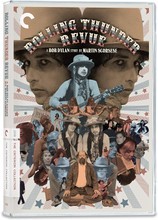 Rolling Thunder Revue: A Bob Dylan Story By Martin Scorsese 2019, Criterion Collection, UK Only (DVD)