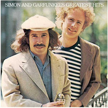 Simon & Garfunkel - Greatest Hits (WHITE VINYL LP)