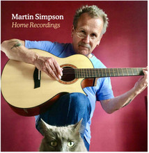 Martin Simpson - Home Recordings (CD)