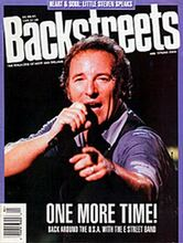 Bruce Springsteen - Backstreets 66 Spring 2000 (MAGZINE)