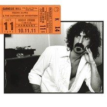 Frank Zappa The Mothers Of Invention - Carnegie Hall (3CD)