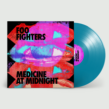 Foo Fighters - Medicine at Midnight (BLUE VINYL LP)