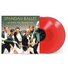 Spandau Ballet - 40 Years - The Greatest Hits (2 VINYL LP)