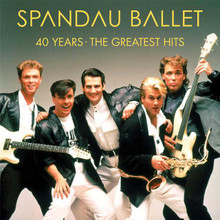 Spandau Ballet - 40 Years - The Greatest Hits (3CD)