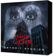 Alice Cooper - Detroit Stories (CD BOXSET)
