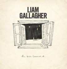 "Liam Gallagher - All You're Dreaming Of  (BLACK 7"" VINYL)"