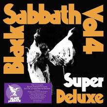 Black Sabbath - Volume 4 (5LP BOXSET SUPER DELUXE)